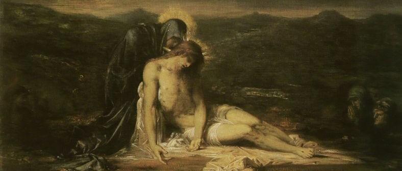 Gustave_Moreau_-_Pietà