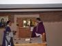 Uroczyste otwarcie tymczasowej kaplicy w Domu Miłosierdzia